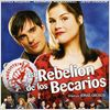 La rebelión de los becarios : cartel