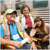 El gran año : foto David Frankel, Jack Black, Rashida Jones