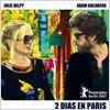 2 días en París : cartel