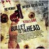 Una bala en la cabeza : Cartel