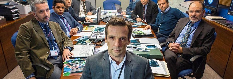 Oficina de infiltrados temporada 4 for Oficina de infiltrados serie