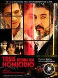 Foto : Tesis sobre un homicidio Triler