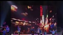 Glee en concierto Tráiler VO