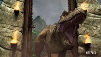 Jurassic World: Campamento Cretácico Tráiler