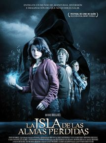 La isla de las almas perdidas