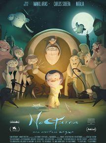 Nocturna, una aventura mágica