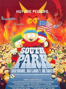 South Park - más grande, más largo y sin cortes
