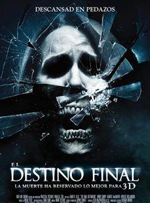 El destino final 3D