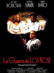 Resultado de imagen para La Guerra De Los Rose [1989]