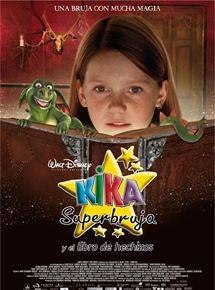 Kika Superbruja y el libro de hechizos