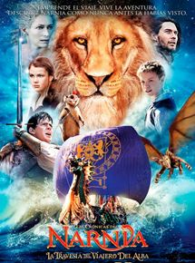 Imagen Las cronicas de Narnia 3: La travesía del viajero del alba (2010)