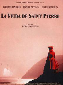 La viuda de Saint Pierre