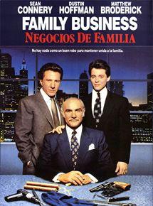Negocios de familia pel cula 1989 for Peliculas de negocios