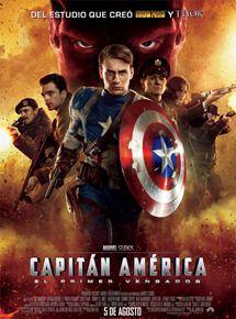 Resultado de imagen para Capitán América: el primer vengador (2011)