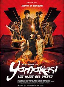 el regreso de los yamakasi