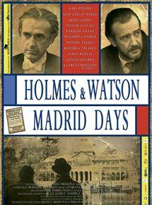 Holmes & Watson. Madrid Days