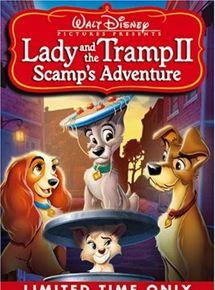 La dama y el vagabundo 2: Las aventuras de Scamp