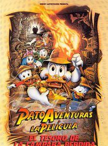 PatoAventuras, la película: El tesoro de la lámpara perdida