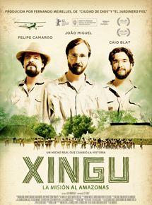 Xingu. La misión al amazonas