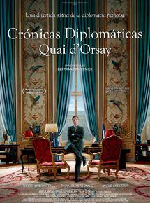 Crónicas diplomáticas. Quai d'Orsay