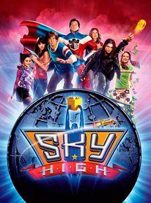 Sky High, una escuela de altos vuelos