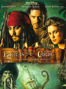 4 peliculas de piratas del caribe