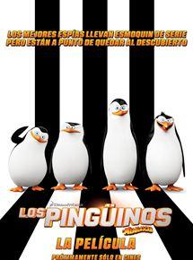 Los Pinguinos De Madagascar [2014] [1080p BRrip] [Latino-Inglés] [GoogleDrive]