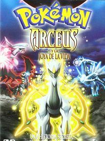 Pokemon 12: Arceus y la joya de la vida