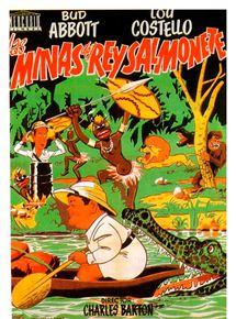 Las minas del rey Salmonete