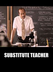 Substitute Teacher