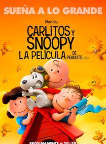 Carlitos y Snoopy. La película de Peanuts