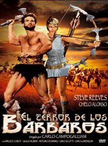 El terror de los bárbaros