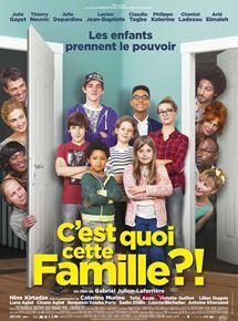 C'est quoi cette famille (We are family)