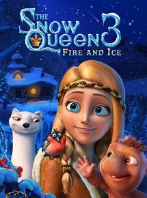 La Reina de las Nieves: Fuego y hielo