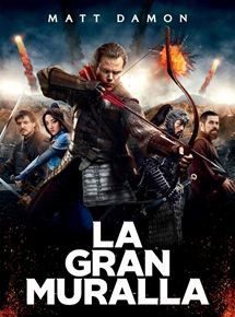 La gran muralla (2016) [HDTV-SCREENER HC Xvid][Castellano]
