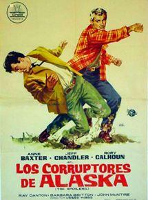 Los Corruptores De Alaska Película 1955 Sensacinecom