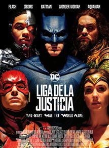 Liga de la Justicia - Película 2017 - SensaCine.com 9de9c550fc8