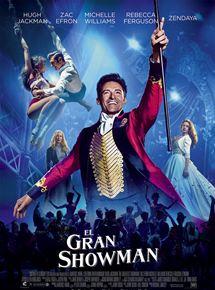 El Gran Showman (2017) [DVDRip] [Latino] [1 Link] [MEGA]