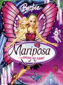 Barbie Mariposa y sus amigas las hadas