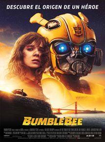 Bumblebee Película 2018 Sensacinecom