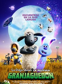La oveja Shaun, la película: Granjaguedon