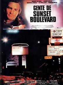 Gente de Sunset Boulevard