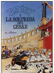 Asterix y la sorpresa del César