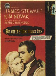 Vértigo De Entre Los Muertos Película 1958 Sensacinecom