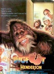Bigfoot y los Hendersons
