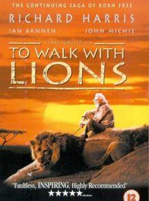 Caminando con leones