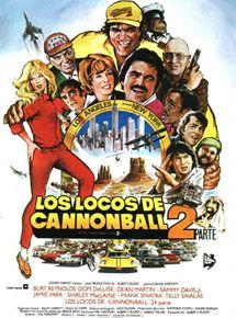 Los locos del Cannonball, segunda parte