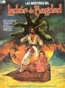 Las aventuras del ladrón de Bagdad