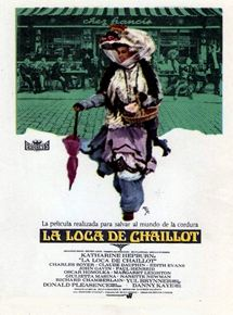 La loca de Chaillot