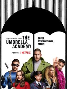 The Umbrella Academy Temporada 1
